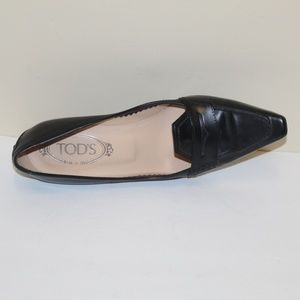 Tod's Shoes - Tod's Women size Euro 37.5 -7.5 US Kitten heels